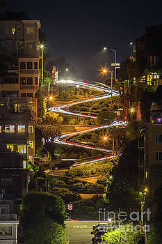 Lombard Street by Habashy Photography