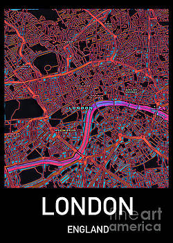 HELGE - London City Map