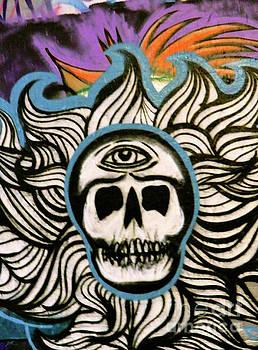 London Graffitivision by Suzette Kallen