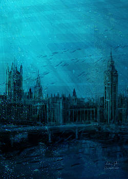 Andrea Gatti - London portrait sea