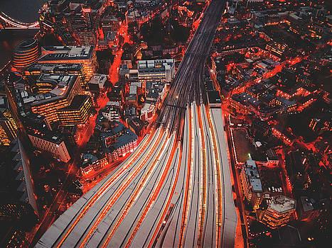 London Rails by Chris Thodd