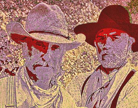 Lonesome Dove  by Brian Broadway