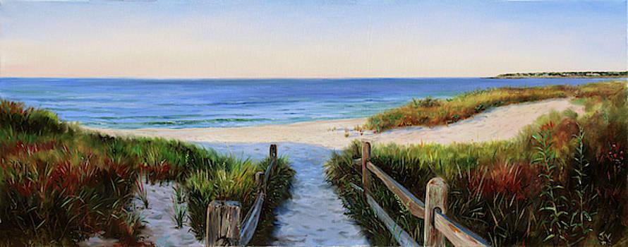 Long Beach, Centerville by Jonathan Guy-Gladding JAG