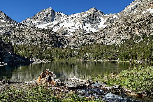 Kelley King - Long Lake Little Lakes Valley