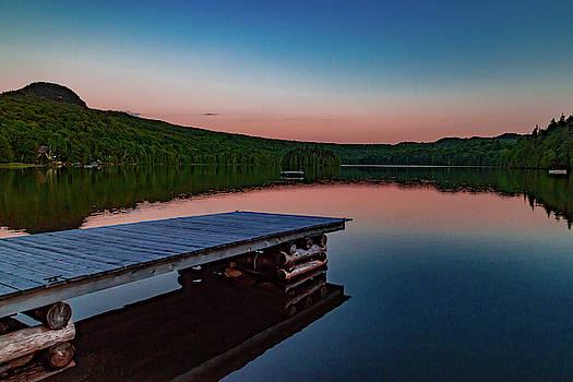 Long Pond Evening by Tim Kirchoff