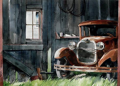 Long Term Parking by Art Scholz