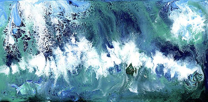 Long Wave by Alice Leggett