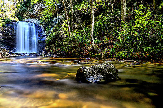 Brian Cole - Looking Glass Falls 2