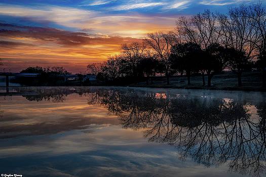 Looking Glass River by Gaylon Yancy