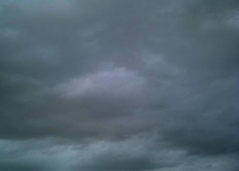 Looks Like Rain by Jeff Thomann