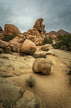 Rick Strobaugh - Loose Boulders