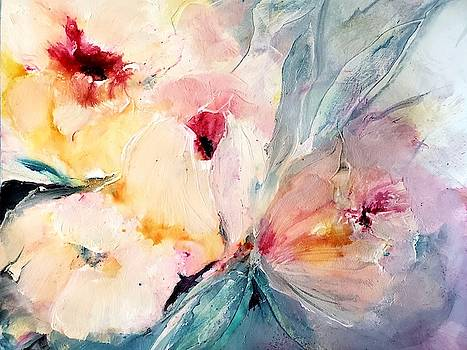 Loose Floral One by Lisa Kaiser