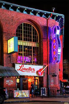 Loretta's Last Call - Boston by Joann Vitali