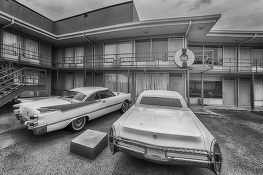 Lorraine Motel - Room 306 by Susan Rissi Tregoning