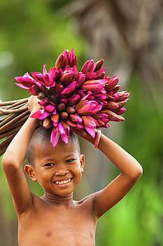 Lotus Child by Darren Wilch