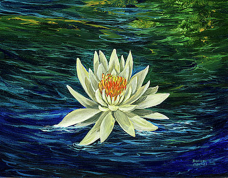 Darice Machel McGuire - Lotus Flower