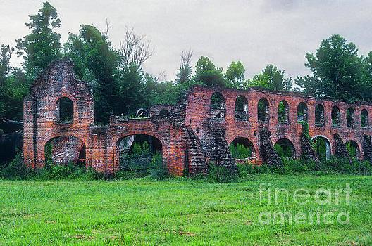 Bob Phillips - Louisiana Sugar Planation Mill Ruins One