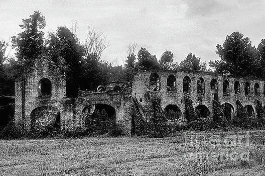 Bob Phillips - Louisiana Sugar Planation Mill Ruins Two 2
