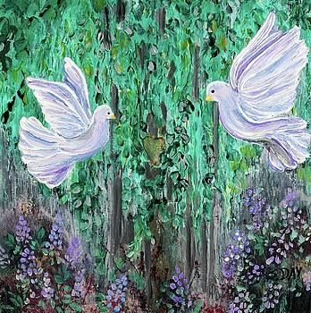 Love Birds by Sandra Day
