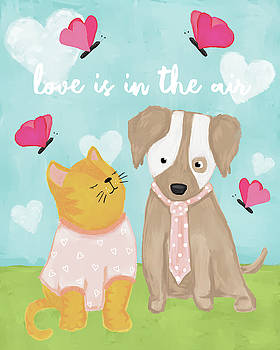 Love Is In The Air by Cindy Willingham