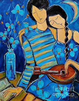 Love is Music by Amalia Suruceanu