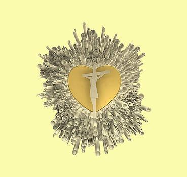 Love Jesus Christ by Alberto RuiZ