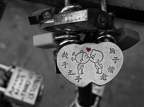 Love Locks by Christine Buckley
