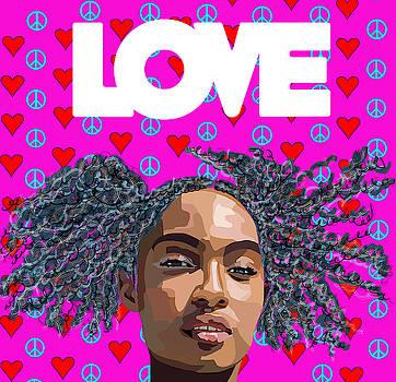 Love by Lynnda Rakos
