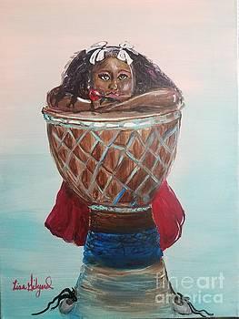 Love of Drums  by Lisa Gilyard