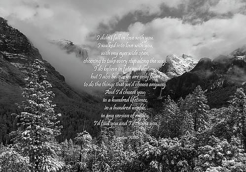 Love Poem by Norma Brandsberg