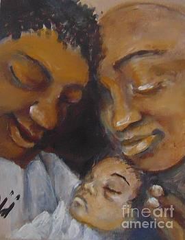 Love by Saundra Johnson
