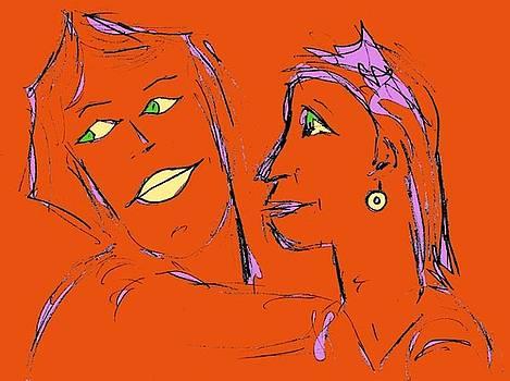 Lover friend by Yonko Kuchera