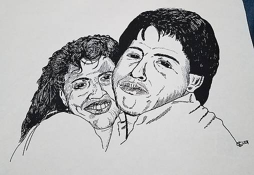 Lovers by Otis L Stanley