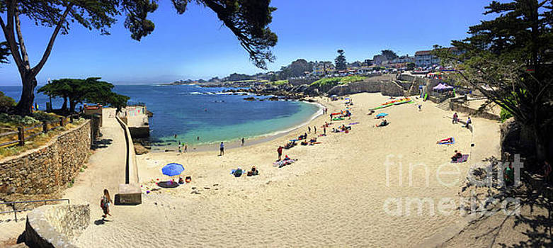 California Views Archives Mr Pat Hathaway Archives - Lovers Point main beach, Pacific Grove, CA 2019
