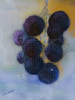 Low Hanging Fruit Painting by Lisa Kaiser