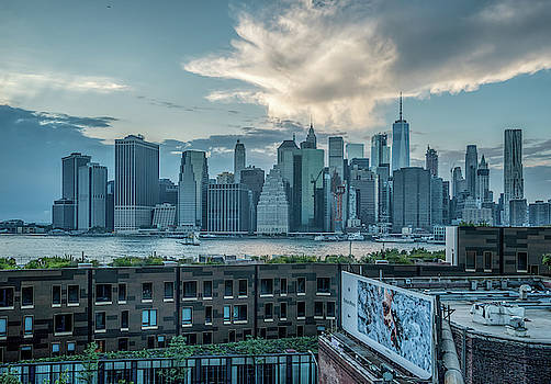 Lower Manhattan by Jeffrey Friedkin
