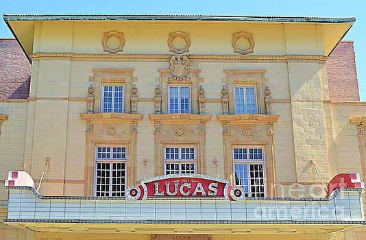 Lucas Theatre by Linda Covino