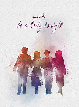 Luck be a lady tonight by My Inspiration