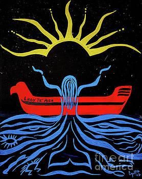 Lummi Ocean Spirit by Cyaltsa