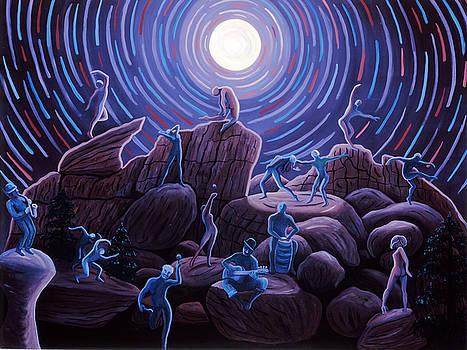 Lunar Rhythms  by Victoria Christian