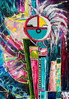Lunar God by Connie Williams