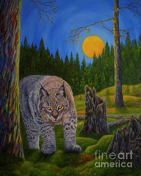 Lynx by Veikko Suikkanen