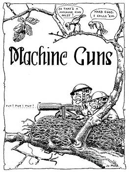California Views Archives Mr Pat Hathaway Archives - Machine Gun C M T C  by Jo Mora 1926