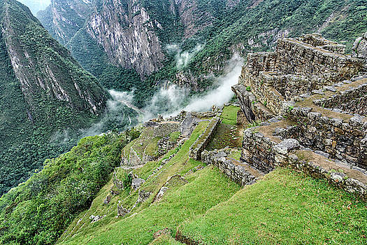 Jon Exley - Machu Picchu
