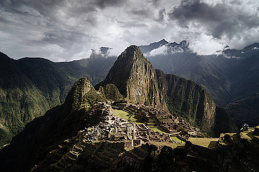 Machu Picchu, Peru at Sunrise by Kamran Ali