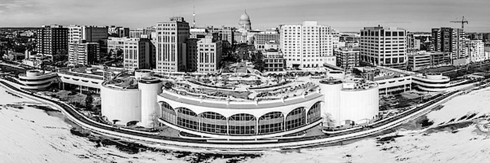 Mad City Monochrome by Randy Scherkenbach
