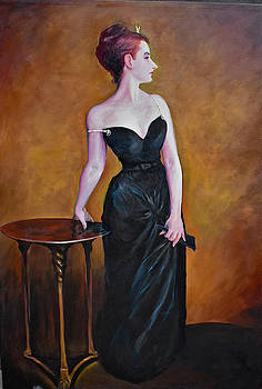Madame X by Rand Polgar