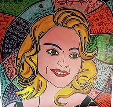 Madonna by Tina Cross