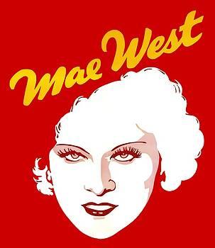 Daniel Hagerman - MAE WEST - T-SHIRT