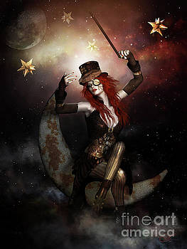 Maestro Steampunk by Shanina Conway